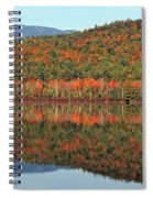 Chocorua Spiral Notebook