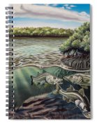 Chokoloskee Snook Spiral Notebook