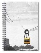 Chongqing Cable Car Spiral Notebook