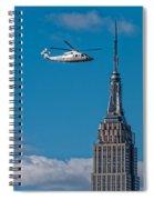 Chopper Fun Spiral Notebook