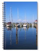 Choptank River Marina Spiral Notebook