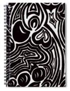 Chorus Spiral Notebook