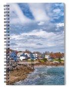 Chowdah House 0225h Spiral Notebook