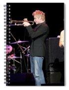 Chris Botti Spiral Notebook
