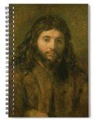 Christ, C.1656 Spiral Notebook