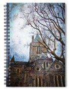 Christ Church Cathedral Dublin Spiral Notebook