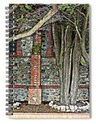 Christ Church Cathedral Port Stanley Falkland Islands Spiral Notebook