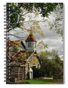 Christ Church Spiral Notebook