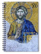 Christ Pantocrator II Spiral Notebook