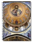 Christ Pantocrator -- No.5 Spiral Notebook