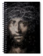 Christ Suffering Spiral Notebook