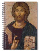Christ The Redeemer Spiral Notebook