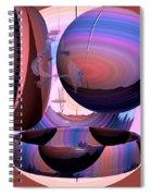 Christalline Energies Spiral Notebook