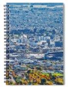 Christchurch City Spiral Notebook