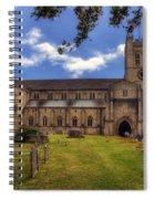 Christchurch Priory Spiral Notebook