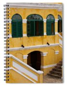 Christiansted National Historic Fort Spiral Notebook