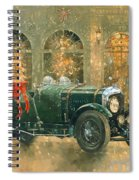 Christmas At Fortnum And Masons Spiral Notebook