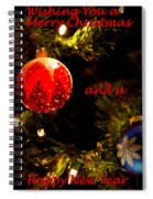 Christmas Best Spiral Notebook