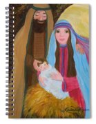 Christmas Blessing Spiral Notebook
