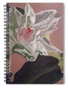 Christmas Bloom Spiral Notebook