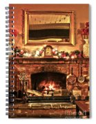 Christmas Cosy Corner Spiral Notebook