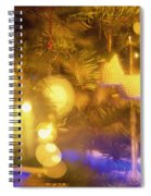 Christmas Decorations Spiral Notebook
