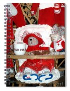 Christmas Delights Spiral Notebook