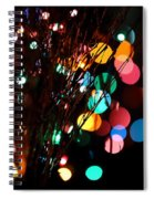 Christmas Magic Spiral Notebook