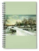 Christmas Morn Spiral Notebook
