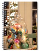 Christmas Ornaments Spiral Notebook