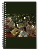 Christmas Packages Spiral Notebook