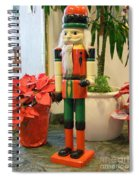 Christmas Sentinel No 2 Spiral Notebook