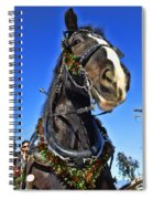 Christmas Shire 2 Spiral Notebook