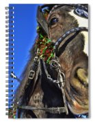 Christmas Shire Spiral Notebook