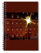Christmas Time In Bethlehem Spiral Notebook