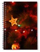 Christmas Tree Spiral Notebook