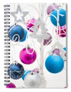 Christmas Tree Tree Spiral Notebook