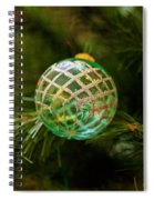 Christmas Wish Spiral Notebook