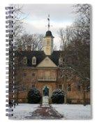Christopher Wren Building Spiral Notebook