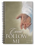Christ's Hand Spiral Notebook