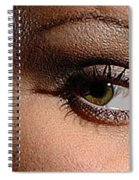 Christy Eyes 89 Spiral Notebook