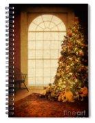 Chritsmas Tree Spiral Notebook