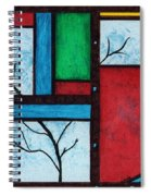 Chromatic Vision Spiral Notebook
