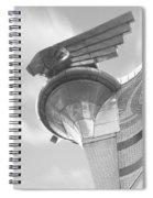 Chrysler Building 4 Spiral Notebook
