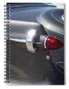 Chrysler Imperial Taillight Spiral Notebook