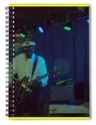 Chuck Berry And Charles Berry Jr. 2 Spiral Notebook
