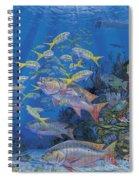 Chum Line Re0013 Spiral Notebook