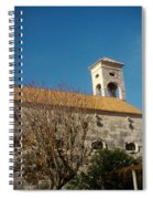 Church 2 Spiral Notebook
