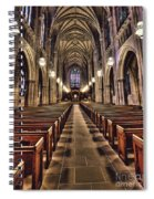 Church Aisle Spiral Notebook