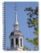 Church Architecture Spiral Notebook
